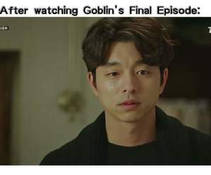 final, goblin, and k drama image