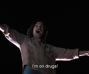 almost famous, billy crudup, and drugs image