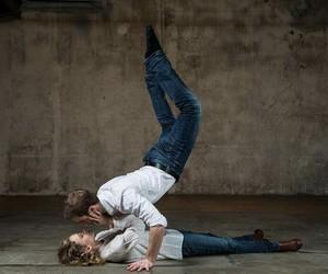 beau, danse, and duo image
