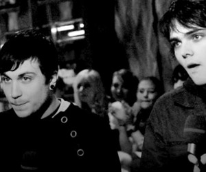 frerard, frank iero, and gerard way image