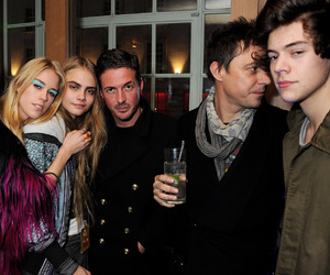 Jamie Hince, Harry Styles, and one direction image