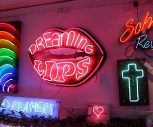 lights and neon image