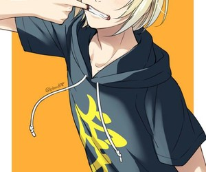 anime, yuri on ice, and yuri plisetsky image