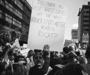 black, feminism, and quotes image