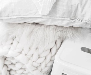 blanket, cozy, and decoration image