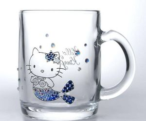 cool, cup, and hello kitty image