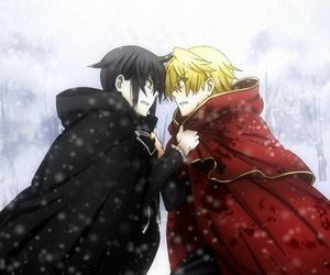 manga, spoiler, and pandora hearts image