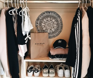 adidas, clothes, and mandala image