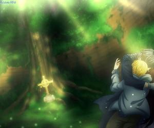 manga, pandora hearts, and final chapter image