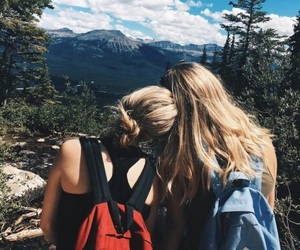 nature and friends image