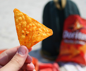 doritos, food, and photography image