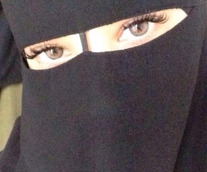 islam, niqab, and ukhti image