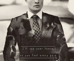 ed westwick, gossip girl, and blair waldorf image