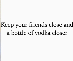 alcohol, life, and quotes image