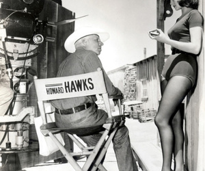 old hollywood and howard hawks image
