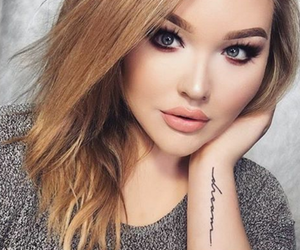 makeup, beauty, and nikkietutorials image