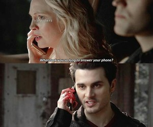 Vampire Diaries, enzo, and tvd image