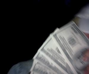 money, grunge, and black image