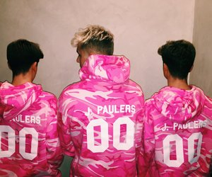 boys, twins, and jake paul image