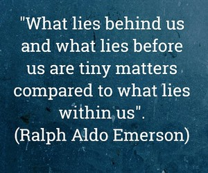 quotes, quotes for life, and ralph emerson image