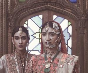 costume, shaadi, and churidar image