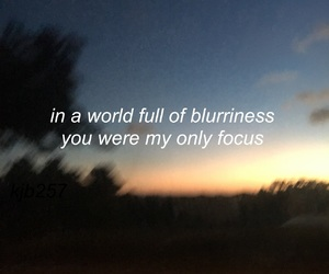 blur, blurry, and dusk image