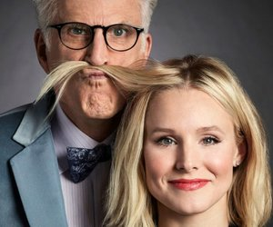 comedy, the good place, and kristen bell image