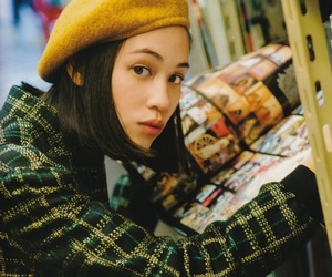 girl, model, and kiko mizuhara image