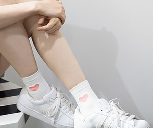 adidas, gothic, and stylish image