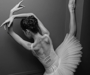 art, ballet, and beauty image