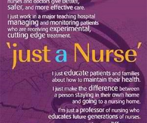 nurse, rn, and nursing image