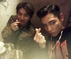 daesung, g-dragon, and kpop image