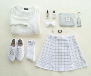 bow, fashion, and patterns image