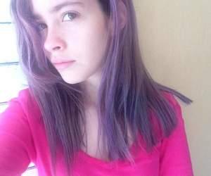 hair, haircolor, and newlook image