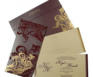 wedding invitations, wedding cards, and hindu wedding cards image