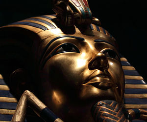 egypt and gold image