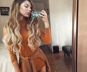 alternative, beauty, and hair image