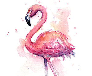 animal art, bird watercolor, and etsy image