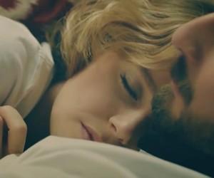alternative, lovers, and sleep image