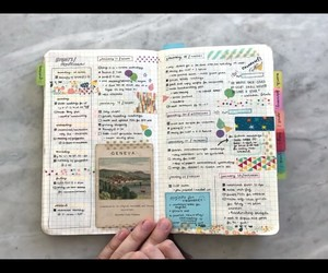 idea, inspiration, and journal image