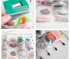 diy, organizador, and ideas image