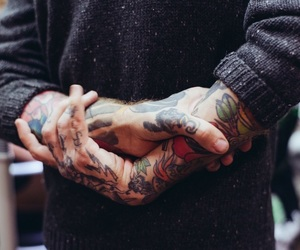 tattoo, ink, and hipster image