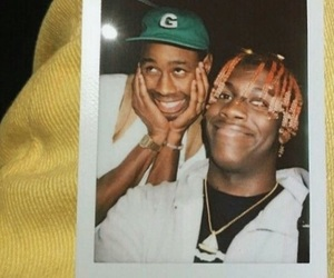 lil yachty, tyler the creator, and lil boat image