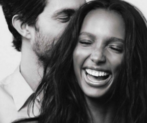 jasmine tookes, couple, and tobias sorensen image