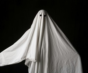 sheet and ghost image
