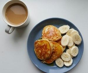 coffee, food, and banana image