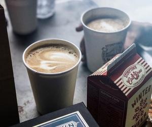 best friends, breakfast, and coffee image