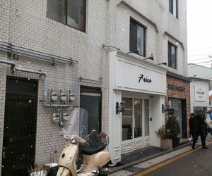 korea, seoul, and street image