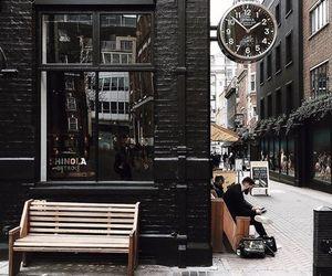 architecture, fashion, and black image