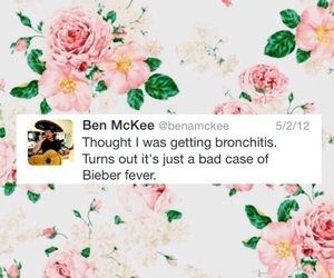 flowers, imagine dragons, and ben mckee image